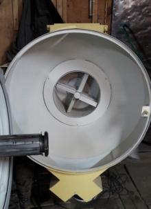 Продается крышка гранулятора ОГМ 1,5 с ворошиловкой