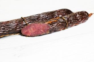 Копченая колбаса — мясные деликатесы хоть каждый день