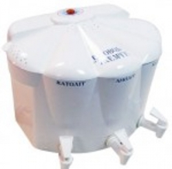 """Структурированная вода с помощью электроактиватора ЭАВ 6 Ж (""""Жемчуг"""")"""