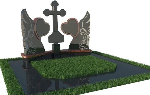 Виготовляємо надмогильні пам'ятники (Луцьк)