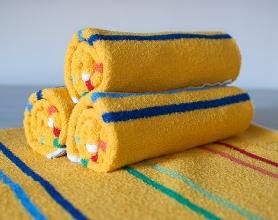 Купить оптом махровые полотенца недорого