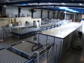 Обладнання для виробництва металопластикових вікон