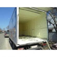 Теплоизоляция автотранспорта пенополиуретаном - быстро, качественно и эффективно