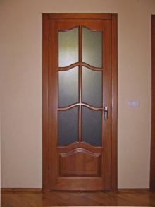 Межкомнатные двери (установка, изготовление, продажа)