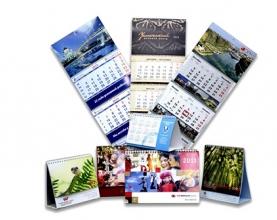 Изготовление календарей быстро и недорого!