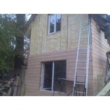 «ППУ ПРОФИТ» осуществляет утепление загородного дома