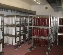 Обладнання для виробництва ковбаси - кліматкамера універсальна