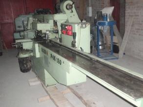 Чотиристоронній верстат: швидка та якісна обробка деревини