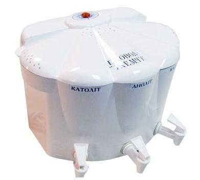 Електроактиватор води, ЕАВ - 6 « Жемчуг» з блоком стабілізації