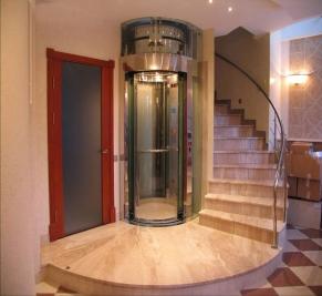 Коттеджные лифты на индивидуальный заказ!