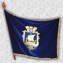 В продаже флаги кабинетные - высокое качество (Львов)