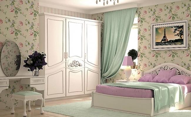 Предлагаем купить мебель в Украине для спальни недорого