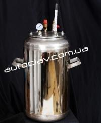 Автоклав из газового баллона - высокое качество