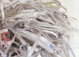Конфіденційне знищення архівів екологічним способом