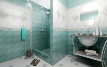 Кафель для ванной: на любой вкус и кошелек!