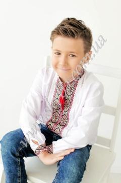 af708a3d3bb743 Дитячі вишиванки для хлопчиків, купити недорого - Оголошення ...
