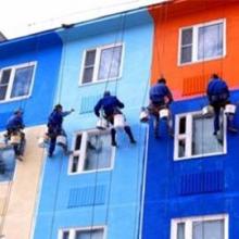 Нужна качественная покраска фасада дома (Одесса)? Заказать на alpprom.ub.ua