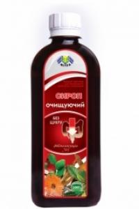 Купить качественный очищающий сироп