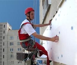 Замовити утеплення стін пінополістиролом (Одеса) - гарантія якості