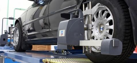 Регулировка развал-схождения - непременный процесс в автомобиле