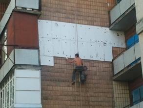 Замовити утеплення зовнішніх стін (Одеса) - швидко і якісно!