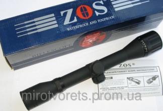 Купити приціл ZOS 4x32 AO