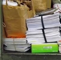 Бесплатный вывоз макулатуры из офисов за наш счет (Киев)