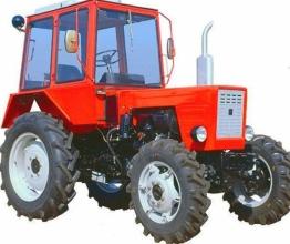 Купити трактор Т25 з кабіною - швидка доставка, гарантована якість