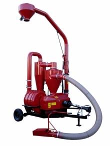 В продаже пневмотранспортер зерна с системой пылеулавливания