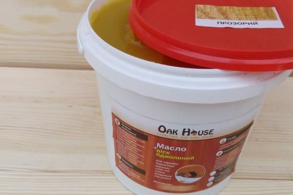Масло- воск для дерева: цена производителя, скидки!