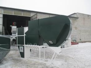Обладнання для очищення зерна пропонує «АГРО-ВІГС»
