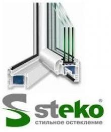 Пропонуємо вікна Steko (Харків)