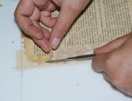 Реставрація книги - висока якість