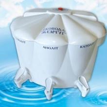 Побутовий водоочищувач ЕАВ. Збагачення води кремнієм в домашніх умовах
