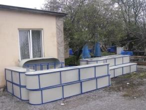 Купити обладнання для розведення риби, ціна від 1700.00 грн
