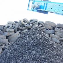 Переробка покришок в крихту - обладнання від