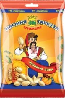 Купить тыквенные семечки на gorobchyk.ub.ua