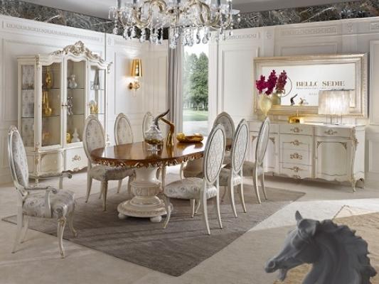 Елітні італійські меблі