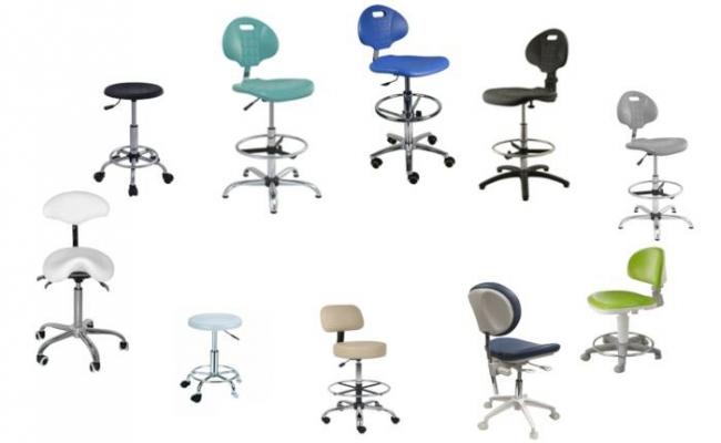 Выгодно купить лабораторные стулья, мебель - в «Мирид»