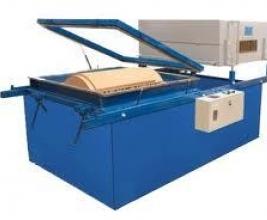 Виробництво акрилових ванн з обладнанням від компанії