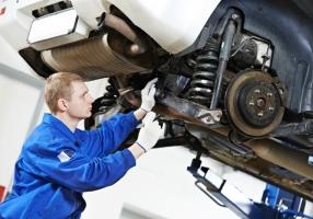 Ходовая часть автомобиля — ремонт недорого (Умань)