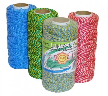 Виробництво шнурів (Україна)