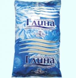 У продажу блакитна глина - купити з доставкою по Україні