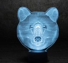 В продаже 3д-светильники - цена снижена на 25 %!