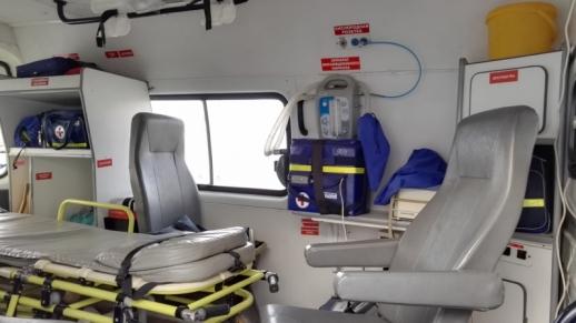 Оснащение скорой медицинской помощи в Украине недорого
