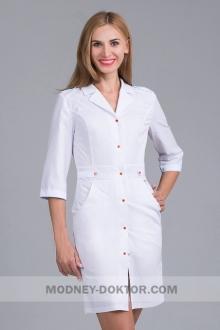 07a03e05b10fb4 Модний Доктор» розробляє модні моделі медичних халатів - Оголошення ...