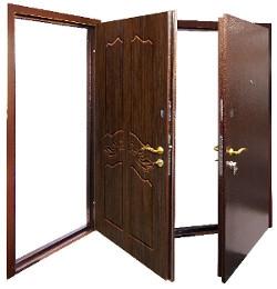 Металеві двері в Харкові