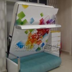 Відкидне ліжко для малогабаритних квартир