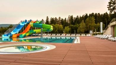 Качественное лечение и отдых в Трускавце — курортный комплекс «Rixos-Prykarpattya»