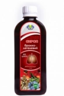 Купити сироп для бронхів натуральний
